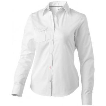 Nunavut long sleeve ladies shirt38167011