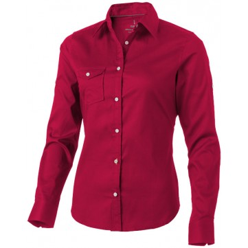 Nunavut long sleeve ladies shirt38167254
