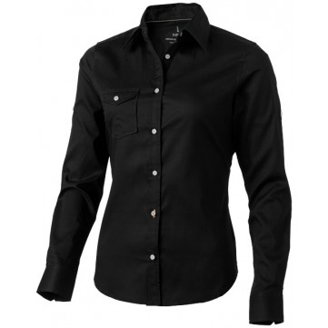 Nunavut long sleeve ladies shirt38167995
