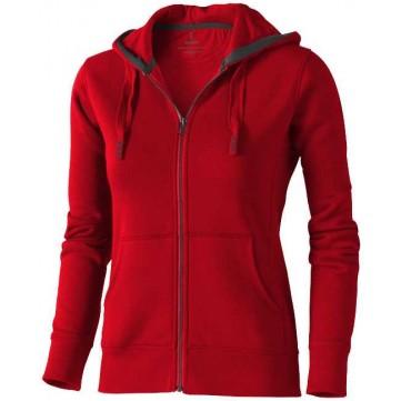 Arora hooded full zip ladies sweater38212250