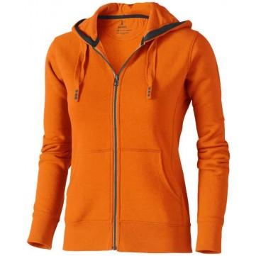 Arora hooded full zip ladies sweater38212330