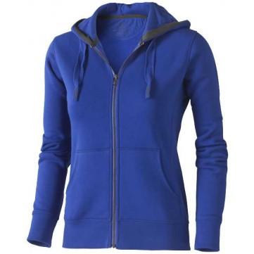 Arora hooded full zip ladies sweater38212440