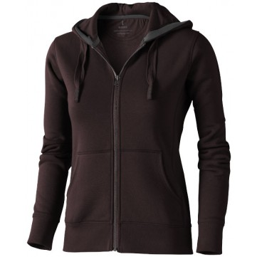 Arora hooded full zip ladies sweater38212861