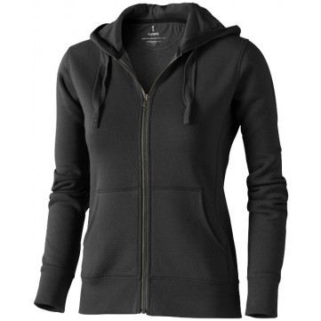 Arora hooded full zip ladies sweater38212950