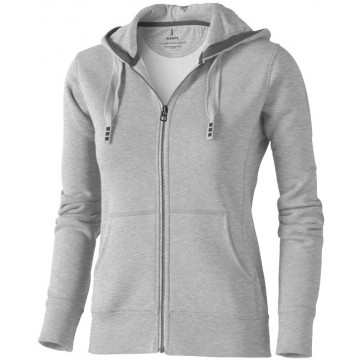 Arora hooded full zip ladies sweater38212964
