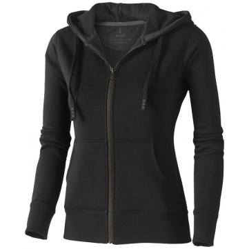 Arora hooded full zip ladies sweater38212990