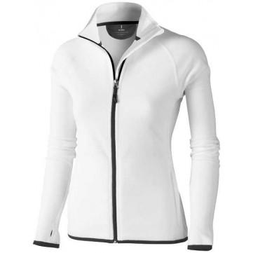 Brossard micro fleece full zip ladies jacket39483010