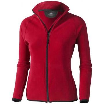Brossard micro fleece full zip ladies jacket39483250