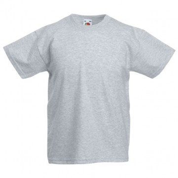 Kids T-Shirt 135/145 g/m2FO1019-GY-M
