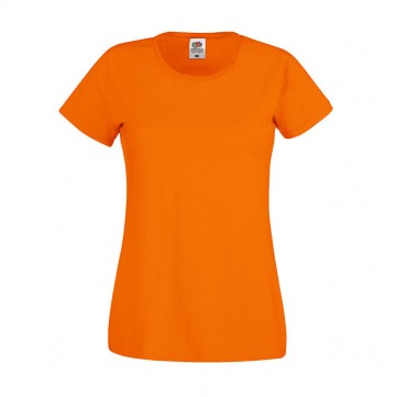 Ladies T-Shirt 135/145 g/m2 FO1420-OR-LFO1420-OR-L