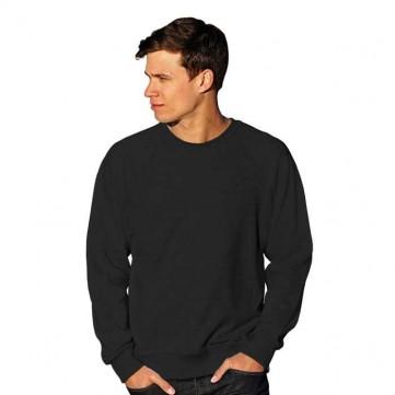Men's Sweatshirt 240 g/m2FO2138-BK-XXL
