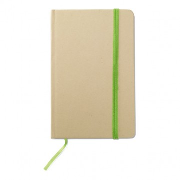 Recycled material notebookMO7431-config
