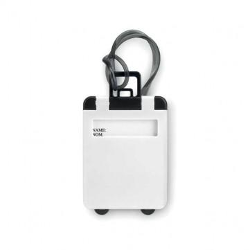 Luggage tags plasticMO8718-06