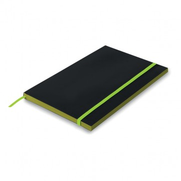 A5 Paper cover notebook linedMO9100-48