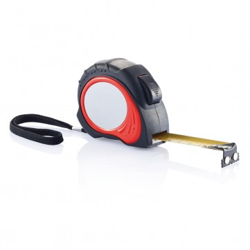Tool Pro measuring tape - 5m/19mm, redP113.554