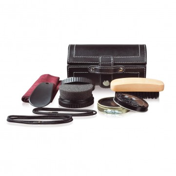Essential shoe maintenance set, blackP250.031