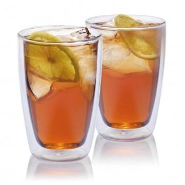 Tea glasses set, whiteP262.660