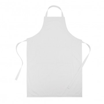 Adjustable apron, whiteP262.713