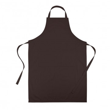 Adjustable apron, brownP262.719