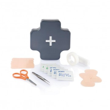 Magnetic first aid tinboxP265.112