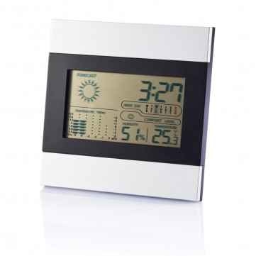 Calander alarm clock with thermometerP279.502