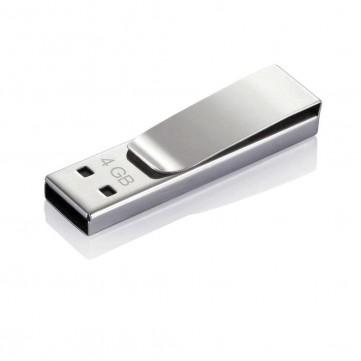 Tag USB stick - 4 GB, silverP300.602