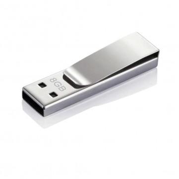Tag USB stick - 8 GB, silverP300.603