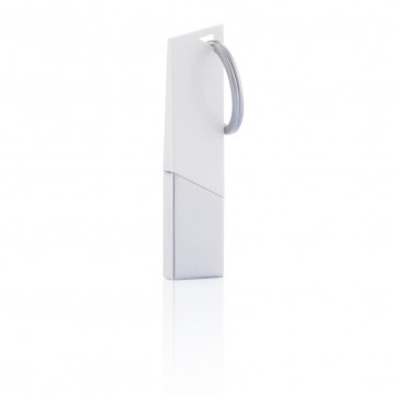 Shard USB stick 4GB, whiteP300.813