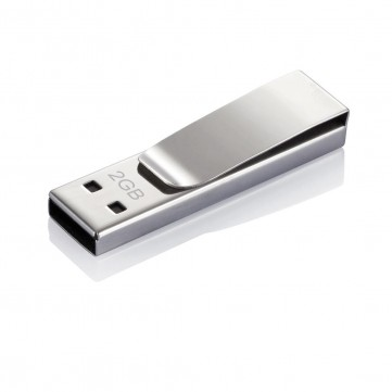 Tag USB stick, 2 GB, silverP300.601