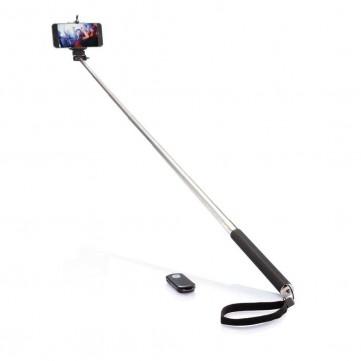 Selfie shutter with monopod, blackP301.843