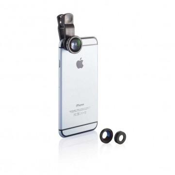 3 pcs mobile device lens set, blackP301.881