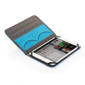"Slim 7-8"" universal tablet case blueP320.125"