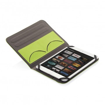 "Slim 7-8"" universal tablet case greenP320.127"