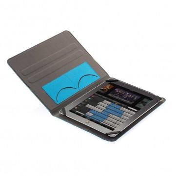 "Slim 9-10"" universal tablet case blueP320.115"