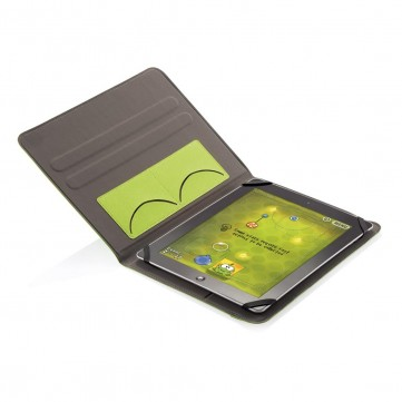 "Slim 9-10"" universal tablet case greenP320.117"