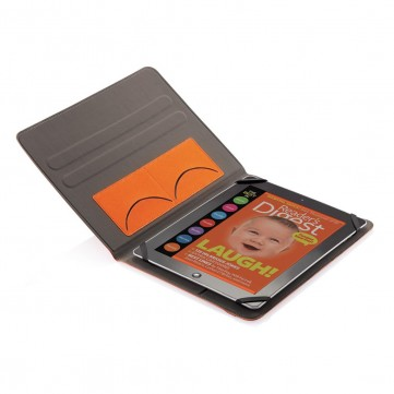 "Slim 9-10"" universal tablet case orangeP320.118"