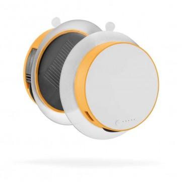 Port solar charger 1.000mAh, orangeP323.148