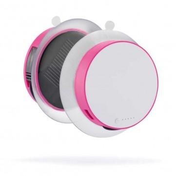 Port solar charger 1.000mAh, pinkP323.149