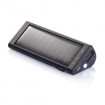 2.200 mAh solar powerbank, blackP323.151
