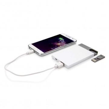 2.500 mAh Powerbank - 8GB USB,P324.70-config