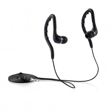 Sport earbuds, blackP326.321