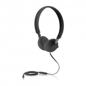 Headphone with mic, blackP326.411