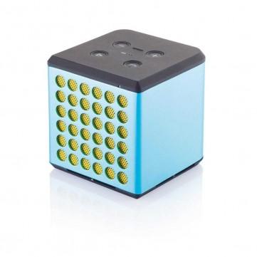 Sound bass speaker medium, blue/yellowP326.677