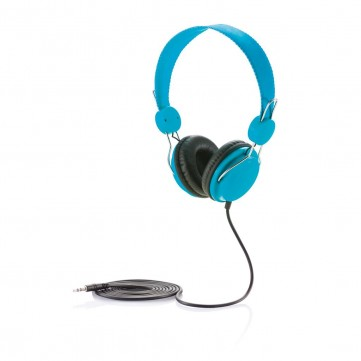 Headphone, blue/blackP326.955