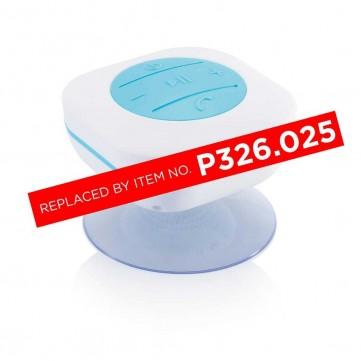 Waterproof bluetooth shower speakerP326.085