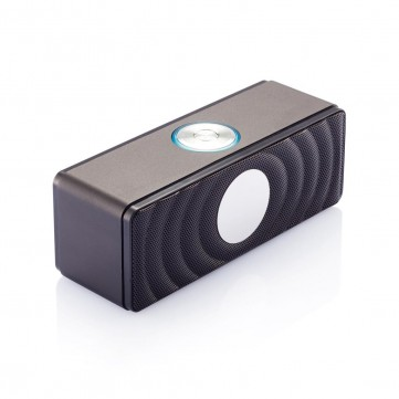 Stereo wireless speaker, blackP326.131