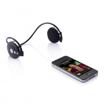 Sport Bluetooth headset, blackP326.181