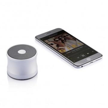 3W Anodized speaker, silver/blackP326.330