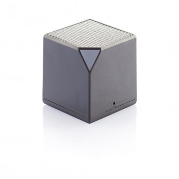 Cube wireless speaker, greyP326.732