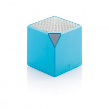 Cube wireless speaker, blueP326.735